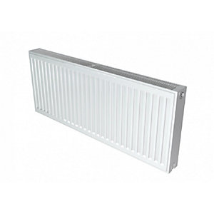 Stelrad Compact K2 Double Panel Radiator 300 x 1000 mm 143663