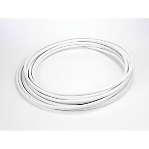 Hep2O Push-Fit Barrier Pipe Coil 22mm x 25m White HXX25/22W