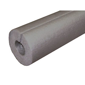 Climaflex Polyethylene Pipe Insulation 15mm Bore 9mm Wall 2m Length