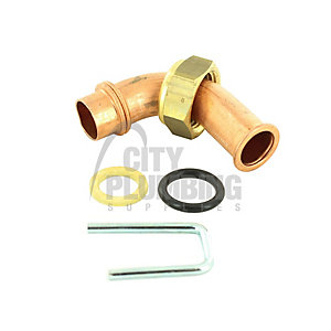 Ideal 171050 Dhw Inlet/Outlet Pipe Kit
