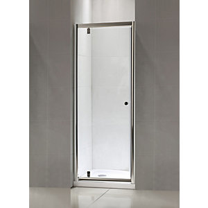 Pivot Shower Enclosure Door 760 mm Chrome