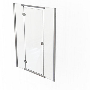 Kudos Infinite Pivot Door Shower Enclosure 1000 mm (Land Hand) 4HD100LHS