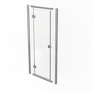 Kudos Infinite Pivot Door Shower Enclosure 800 mm (Left Hand) 4HD80LHS