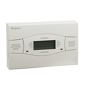 Drayton 25490 Lp241Si Service Interval Electronic Programmer