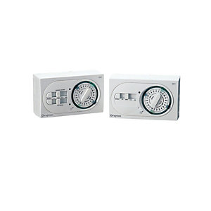 Drayton 29206 Sm2 Two Channel Mechanical Timeclock