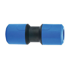 JG Speedfit Blue Equal Straight Connector 20 mm UG401B