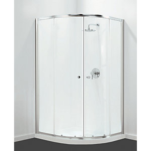 Coram GB Quadrant Shower Enclosure 800 mm GBQD280CUC
