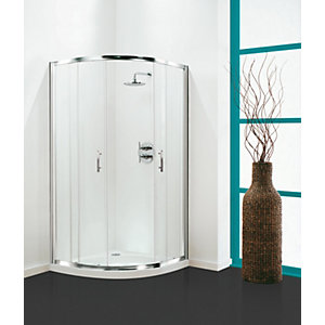 Coram Optima Quadrant Shower Enclosure 900 mm OQD390CUC