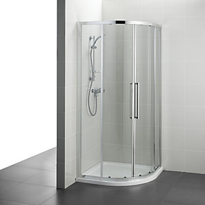 Ideal Standard Kubo Quadrant Shower Enclosure 800 mm T7350EO