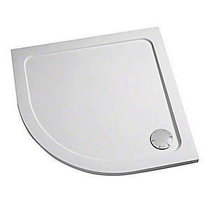 Mira Flight Low Profile Quadrant Shower Tray 900 mm 1.1697.012.WH