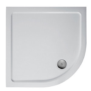 Ideal Standard Simplicity Low profile Quadrant Shower Tray 900 mm L512501