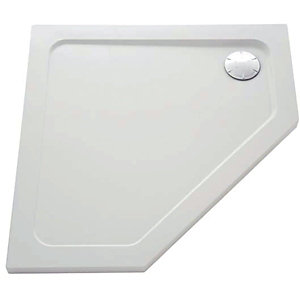 Mira Flight Safe Low Profile Quadrant Shower Tray 1200 x 900 mm (Right Hand) 1.1697.025.AS
