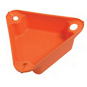 Plumb Tub Radiator Drain Tray
