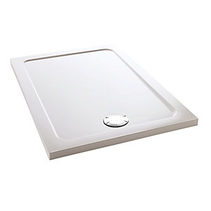 Mira Flight Safe Low Profile Rectangle Shower Tray 1600 x 700 mm 1.1697.020.AS