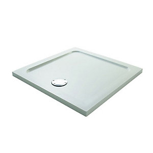 Mira Flight Safe Low Profile Rectangle Shower Tray 900 x 760 mm 1.1697.017.AS