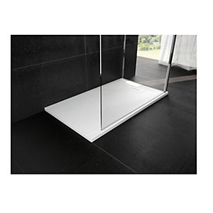 Novellini Novosolid 1200 x 900mm White Tray