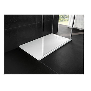 Novellini Novosolid 1400 x 800mm White Tray