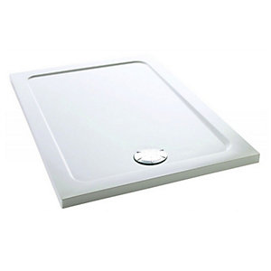 Mira Flight Low Profle Rectangle Shower Tray 1500 x 700 mm 1.1697.048.WH