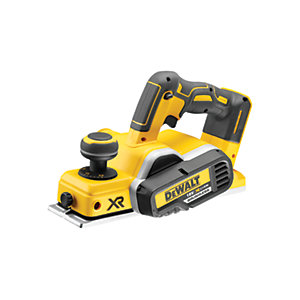 DeWalt DCP580N-XJ XR 18V Lithium-Ion Cordless Planer with Brushless Motor 82 mm