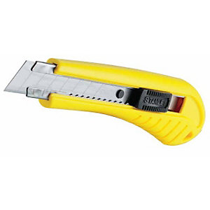 Stanley Self Locking Snap-off Blade Knife
