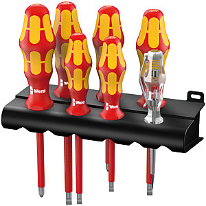 Wera Kraftform VDE Screwdriver Set