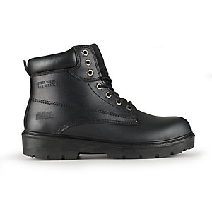 Scruffs Hardcore Scoria Safety Boots in Black - Size 8