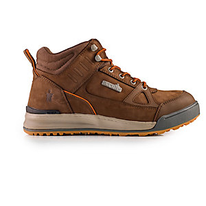 Scruffs Switchback 2 Hiker Boots Brown Size 8/42
