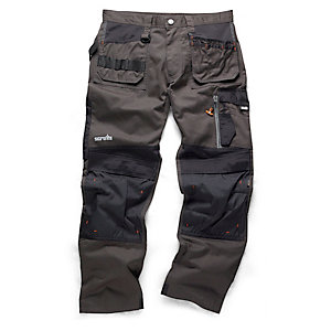 Scruffs 3D Trade Trouser Grap 40inW 31inL T52260