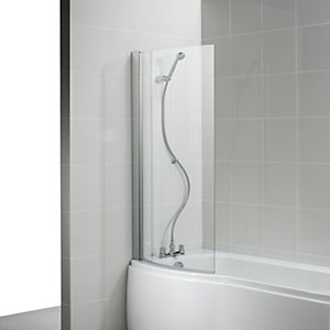 Ideal Standard Alto Shower Bath Left Hand 1700 x 800 mm 0 Tap Holes E763701