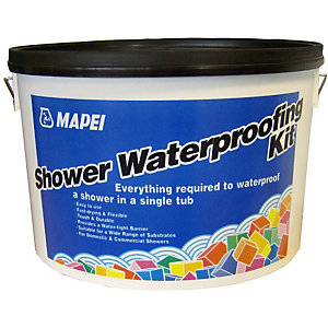 Shower Water Proofing Kit