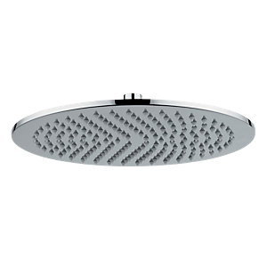 Abode AB2443 7mm Circular Showerhead 300mm