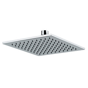 Abode Ab2445 7mm Square Showerhead 200 x 200mm