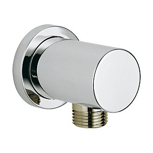 Grohe 27057000 Rainshower Wall Connection Joint 1/2 in