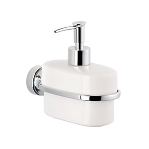 Mira 1.1736.419 Agile Cleanse Module Ceramic Pumped Dispenser