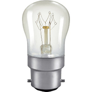 Crompton SIG15CBC Clear Sign 15W 2800K BC-B22D Lamp