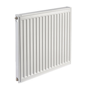 Halcyon 600 mm x 400 mm Single Convector K1 Compact Radiator