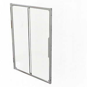 Kudos Original Sliding Door Shower Enclosure Pack 2 1700 mm 3SD170S