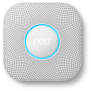 Nest Protect 2ND Generation Battery Smoke and CO2 Detector S3000BWGB