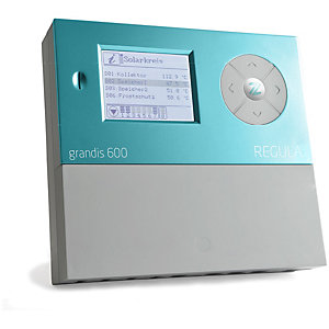 Solfex Prozeda Grandis 600Hk Solar Thermal And Heating Circuit Controller