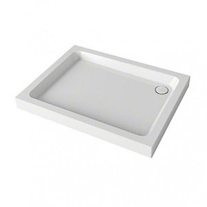 Mira Flight Square Shower Tray 760 x 760 mm (2 Upstands) 1.1783.002.WH