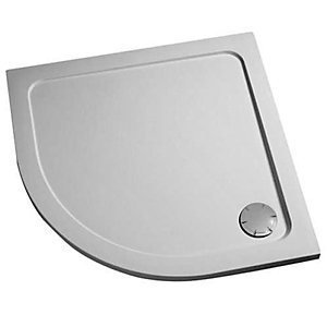 Mira Flight Low Profile Quadrant Shower Tray 1000 mm 1.1697.041.WH