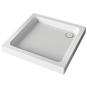 Mira Flight Square Shower Tray 760 x 760 mm 1.1783.001.WH