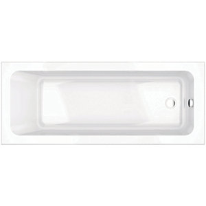 iflo Rodez Evo Bath in White 1700 x 700mm