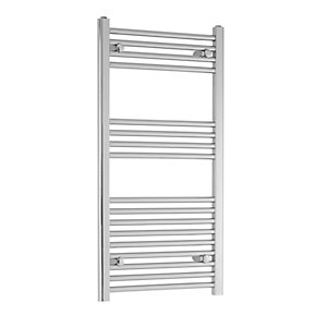 Flat Towel Rail 700 x 500mm Chrome