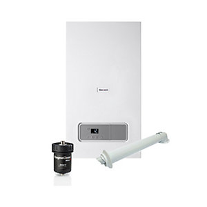 Glow-worm Ultimate 25kW Gas System Boiler ERP & Horizontal with Filter Pack