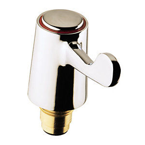 Bath Tap Reviver With Lever Handles Chrome