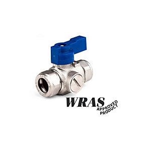 Intatec Flow Regulator Body Only 15 mm CP961