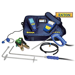 Anton Sprint Evo3 Bluetooth Flue Analyser Kit 3 As Kit 2 But & Bs7967 Probe Set