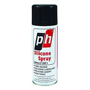 Arctic Professional Silicone Lubricant Spray 400ml
