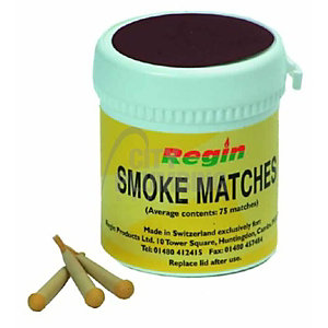 Regin REGS06 Smoke Matches 75 Per Tub